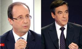"""Fillon accuse Hollande d'animer un """"cabinet noir"""", le chef de l'Etat réplique"""
