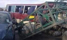 Urgent. Sept morts et 10 blessés dans un accident de circulation à Tiaret
