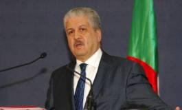 Où est le premier ministre Abdelmalek Sellal ?