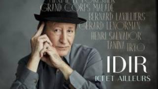 """""""Ici et ailleurs"""", l'album d'Idir sort le 7 avril (interview vidéo)"""