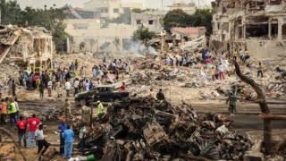 Carnage au camion piégé à Mogadiscio : plus de 137 morts et 300 blessés