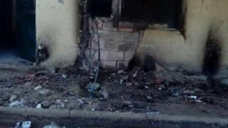Tiaret : le siege de la kasma FLN de Meghila incendié