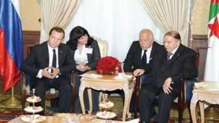 Le certificat de vie du docteur Medvedev à Bouteflika !
