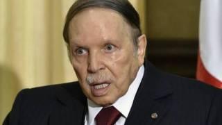 Bouteflika et sa lettre de propagande à la presse !