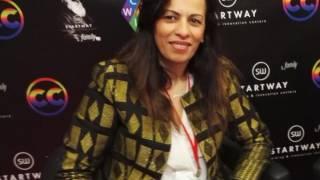 """Meriem Belazouz : """"Je suis une entrepreneure du digital issue de la diaspora algérienne de France"""""""