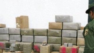 Plus de 38 tonnes de résine de cannabis saisies en huit mois en Algérie