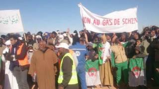 Pour un moratoire sur le gaz de schiste en Algérie