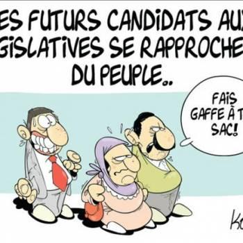 """Les """"élections législatives"""": Les mots [maux] de la campagne électorale"""