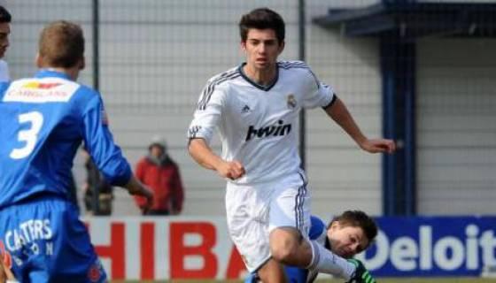 Enzo Zidane, le fils de la star, veut jouer en équipe de France