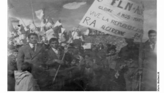 Indépendance de l'Algérie : le 19 mars 1962 à Beni Ouartilane