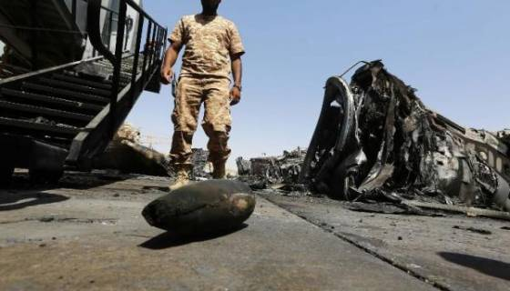 Libye : les miliciens s'affrontent sur fond de luttes politiques