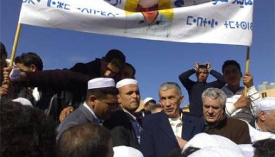 Mohamed Babanedjar, détenu d'opinion en Algérie, en grève de la faim
