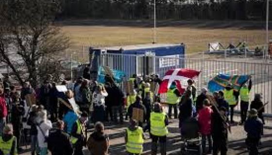Gaz de schiste: le Danemark arrête un chantier Total à cause d'un produit interdit