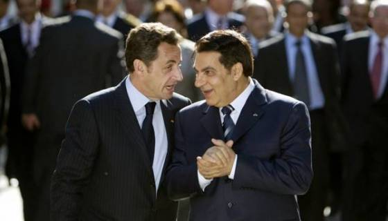 Nicolas Sarkozy a bavé sur l'Algérie !!! (Vidéo)