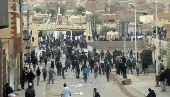 Carnage du M'zab : le FFS accuse le pouvoir !