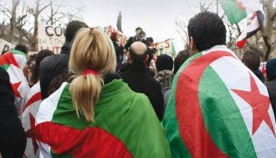 Article 51 de la Constitution : Rassemblement devant l'ambassade d'Algérie à Paris et devant les consulats