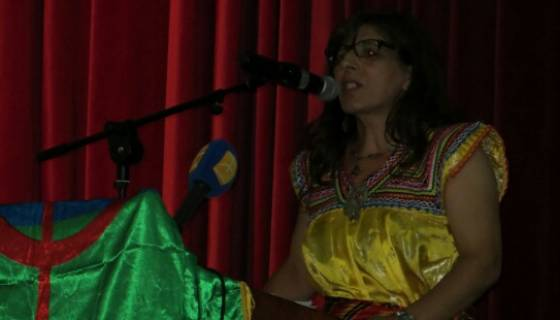 Harcèlements administratifs et policiers à l'encontre de la présidente du Congrès mondial amazigh
