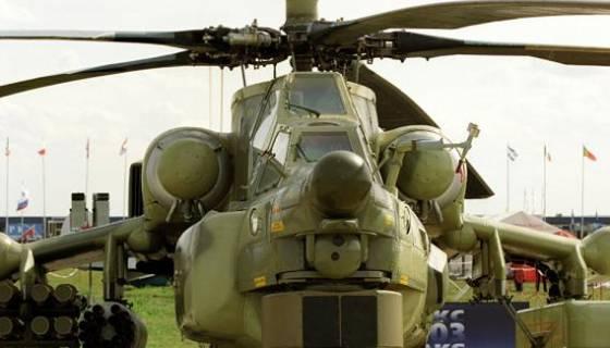 L'Algérie a réceptionné deux des 42 hélicoptères d'attaque russes Mi-28NE