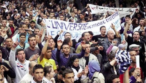 La jeunesse algérienne devra ramasser les pots cassés par Bouteflika