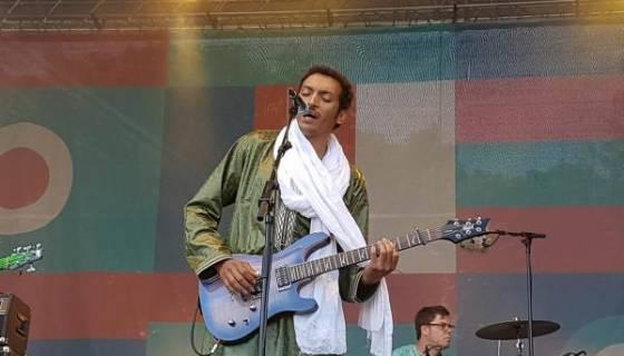 """Bombino: """"C'est en Algérie que ma carrière artistique a commencé"""""""