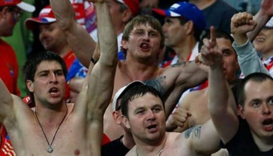 Vingt supporters russes seront expulsés de l'Euro2016