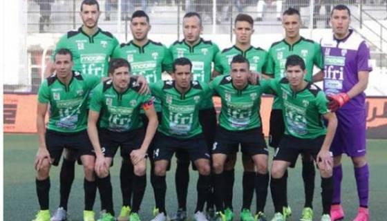 Coupe de la Confédération: match nul entre le MO Béjaïa et le FUS Rabat