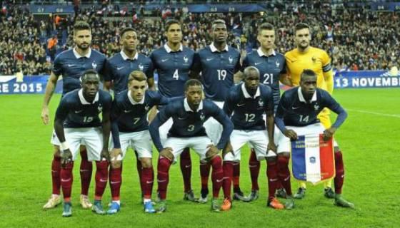 L'équipe de France de football souhaite venir jouer à Alger