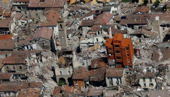 L'Italie mise à rude épreuve par les séismes à répétition