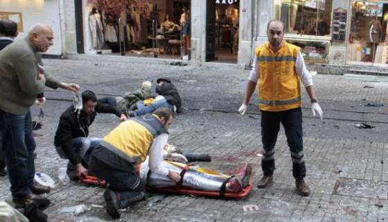 29 morts et 166 blessés dans le double attentat à Istanbul