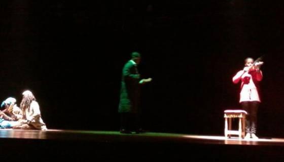 Batna : Djanet présente sa pièce de théâtre au festival amazigh