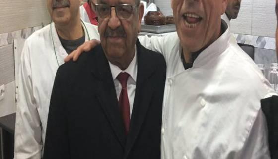"""Abdelkader Messahel et """"le roi de la loubia"""" !"""