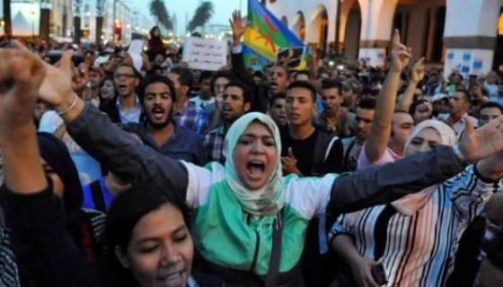 Répression féroce des manifestations à El Hoceima (Rif marocain)