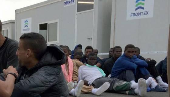 Les Algériens dans le top 10 des migrants illégaux d'Europe!