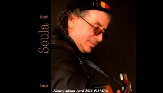 Madjid Soula en concert à Montréal