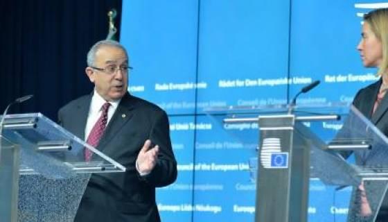 "Les accords UE-Maroc ""ne sont pas applicables au Sahara occidental"" selon Mogherini"