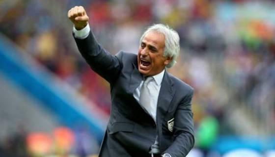 """Vahid Halilhodzic: Je veux revivre des moments """"aussi exceptionnels"""" qu'avec l'Algérie."""