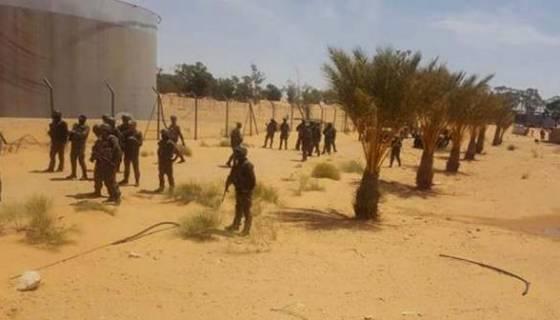 Tirs de sommation de l'armée tunisienne pour repousser des manifestants