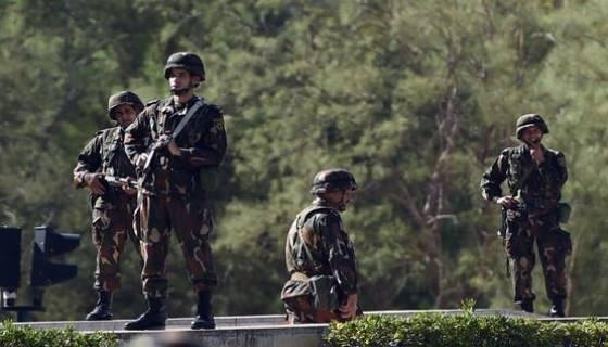 Trois terroristes abattus et trois autres arrêtés par l'ANP à Constantine
