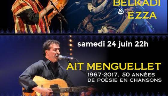 Le Festival Tamazgha #12 aura lieu les 23 et 24 juin à Marseille