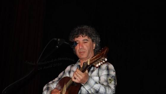 Zeddek Mouloud chantera le 16 juin à Boudjima
