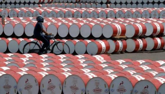 Le cours du pétrole termine en hausse