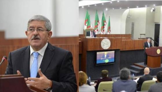 Comment Ouyahia a mis le couteau sous la gorge des députés