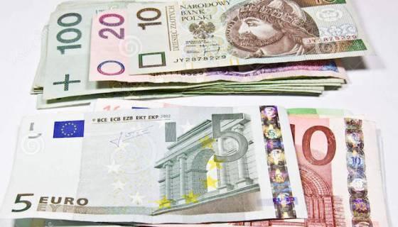 Le zloty et l'euro se maintiennent malgré les différences politiques