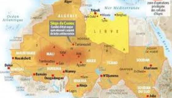 Londres cofinance une base militaire aux frontières algéro-maliennes