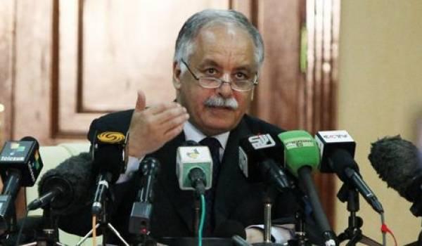 L'ancien Premier ministre libyen de Kadhafi, Al Baghdadi Ali al Mahmoudi