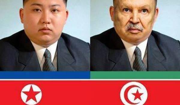 Dans une longue lettre le président-candidat Bouteflika s'adresse aux Algériens... Sans commentaires