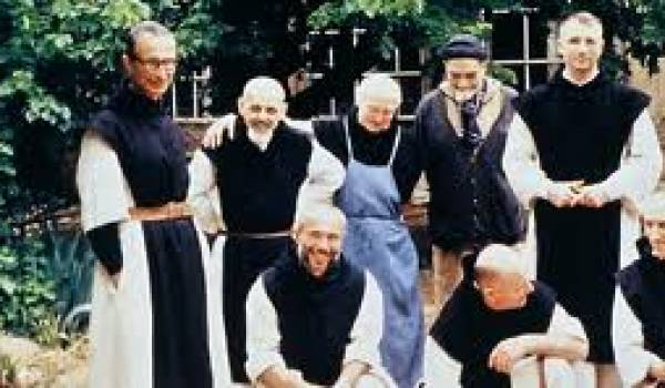 Les moines du monastère de Tibehirine assassinés dans le massif blidéen.
