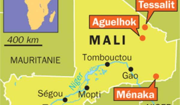 Le Mali.