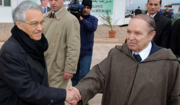 Khelil/Bouteflika, une long compagnonnage