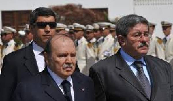 Ahmed Ouyahia applique le programme d'Abdelaziz Bouteflika